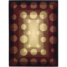 Annelise Light Brown Area Rug