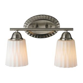 Renato 2-Light Vanity Light