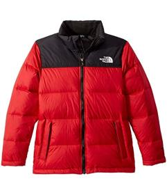 The North Face Kids Nuptse Down Jacket (Little Kid