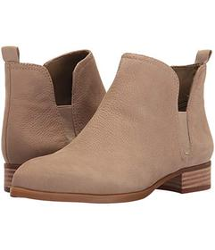 Nine West Taupe Leather