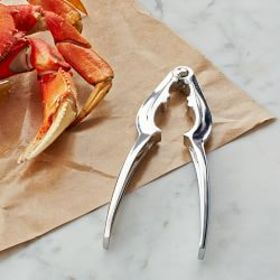 Williams Sonoma Stainless-Steel Seafood Cracker