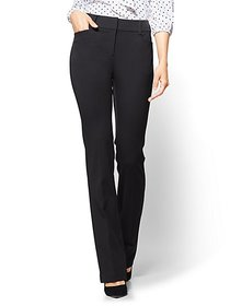 Bootcut Pant - Mid Rise - SuperStretch - 7th Avenu