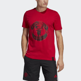 Adidas Manchester United DNA Graphic Tee