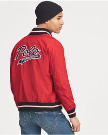 Ralph Lauren Polo Baseball Jacket