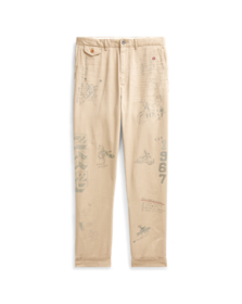 Ralph Lauren Relaxed Fit Graphic Chino