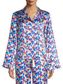Morgan Lane Morgan Lane Tulip Print Ruthie Top