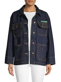 Marc Jacobs Marc Jacobs Classic Denim Jacket