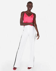 Express cropped downtown cami
