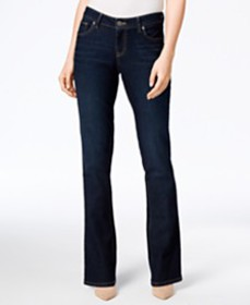 Style & Co. Curvy-Fit Bootcut Jeans, Created for M
