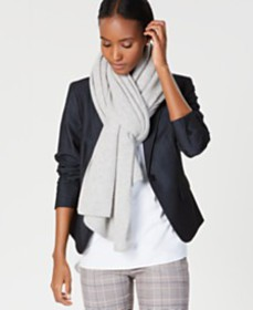 Charter Club Oversized Cashmere Scarf, Created for