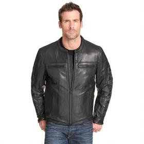 Wilsons Leather Performance Leather Motorcycle Jac