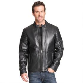 Wilsons Leather Vintage Genuine Soft Leather Jacke