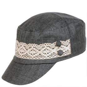 Marc New York Women's Lace Band Cap