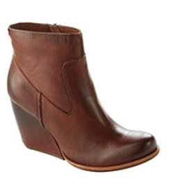 LL Bean Kork-Ease Michelle Ankle Boots