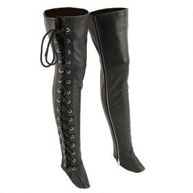Milwaukee Leather Hip To Toe Side Lace Chaps