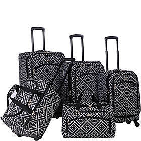 American Flyer Astor Collection 5 Piece Spinner Lu