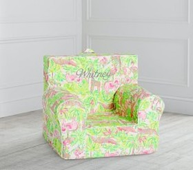 Pottery Barn Lilly Pulitzer On Parade Anywhere Cha