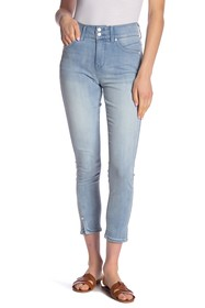 Seven7 High Rise Shaper Ankle Skinny Jeans