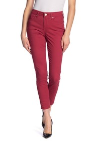 Seven7 High Rise Sateen Skinny Jeans