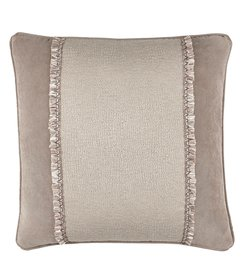 Rose Tree Laurenza Pieced Leopard Square Pillow
