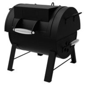 Dyna-Glo Portable Tabletop Charcoal Grill & Side F