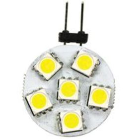 LED Replacement Bulbs - G4/JC10 Disk, Single