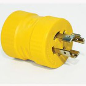 ParkPower RV Generator Adapter, Male 4-Prong