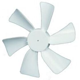 """Replacement Fan Blade – 6"""" Ventline, Round Hole"""