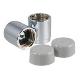 CURT Bearing Protectors, Set of 2 with dust covers