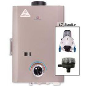 Eccotemp L7 Portable Tankless Water Heater and Flo