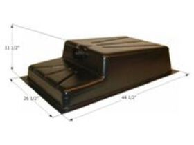 Holding Tank Recessed Drain HT240RE, 29 Gallon