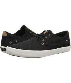 Sperry Black Textile