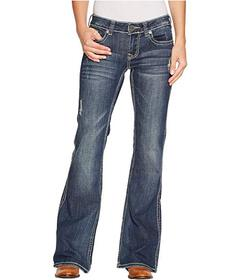 Stetson Stetson 816 Fit Medium Wash Thick Contrast