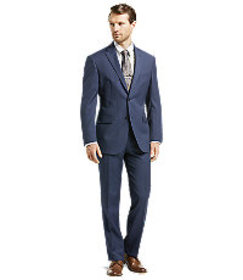 Jos Bank Traveler Collection Tailored Fit Suit