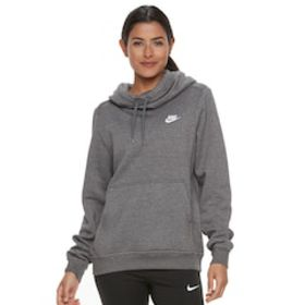 Women's Nike Sportswear Funnel Neck Fleece Pullove