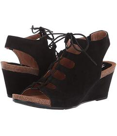 Sofft Black King Suede