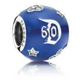 Disney Disneyland 60th Anniversary Charm by Pandor