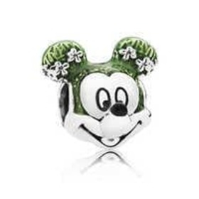 Disney Mickey Mouse Topiary Charm by Pandora Jewel