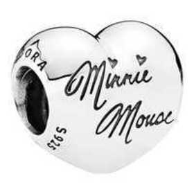 Disney Minnie Mouse Signature Charm by Pandora Jew