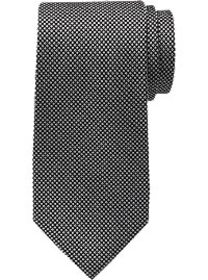 J. S. Blank & Co. Black & White Dot Narrow Tie