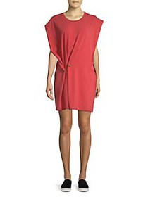 Free People Bianca Knit Dress RED