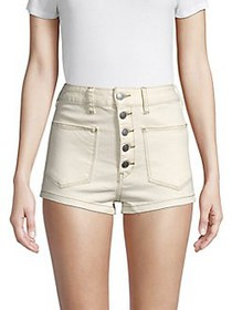 Free People Bridgette Shorts CREAM