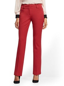 Straight Leg Pant - Signature Fit - Superstretch -