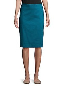 Lord & Taylor Knee-Length Pencil Skirt DRAGONFLY