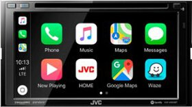 "JVC - 6.8"" - Android Auto/Apple® CarPlay™ - Built-"