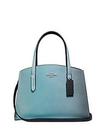 COACH Charlie Ombre Carryall BLUE OMBRE