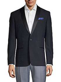 Ben Sherman Slim Fit Shawl Collar Dinner Jacket NA