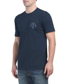 BEN SHERMAN Peacock Tour Tee