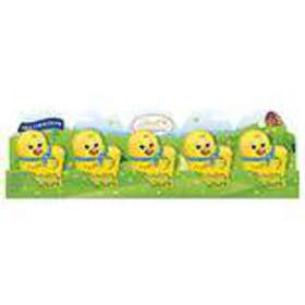 Lindt Foil Wrapped Mini Chicks Chocolate