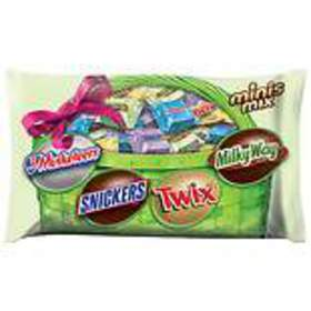 Mars Chocolate Spring Minis Size Candy Variety Mix